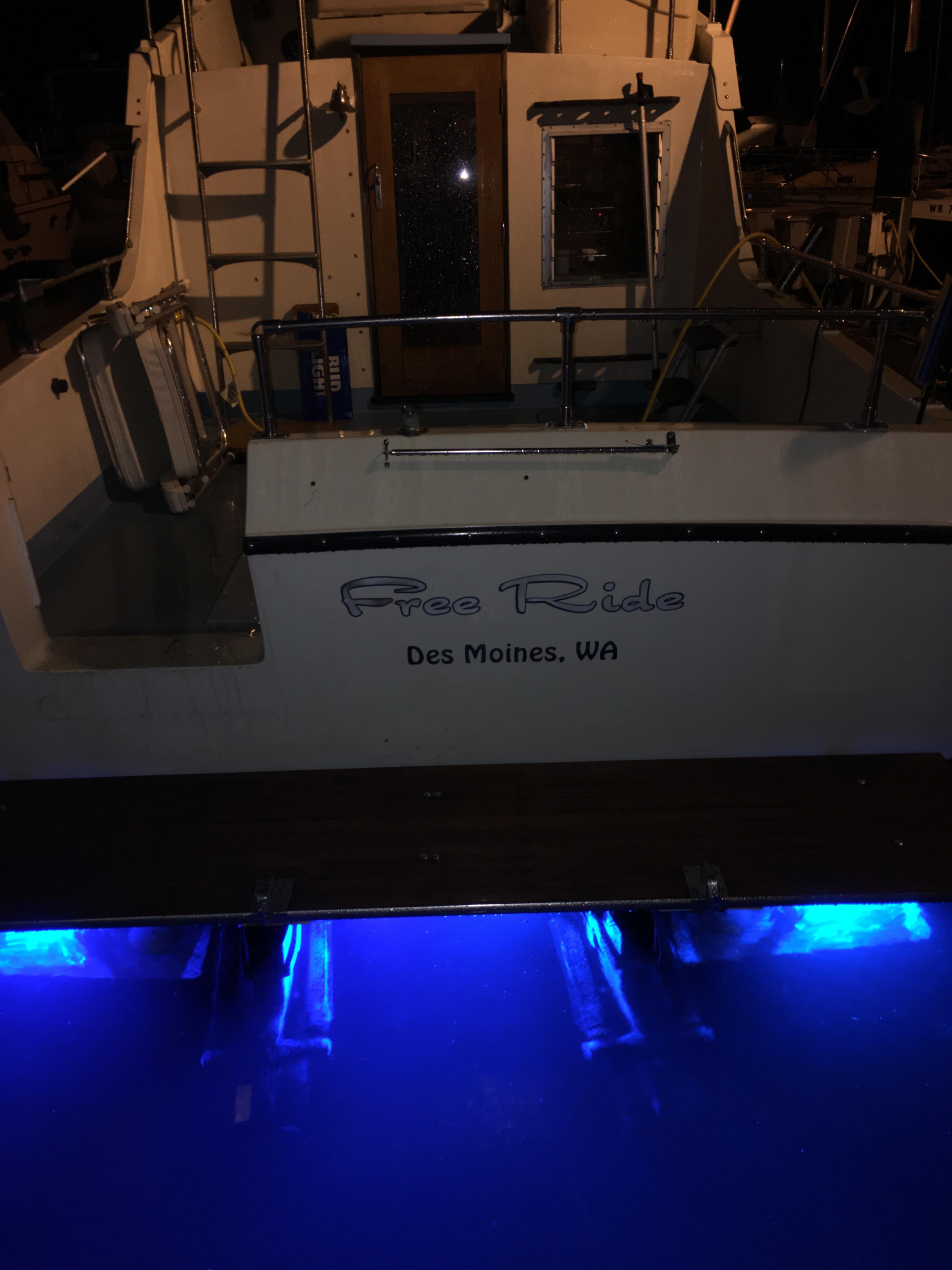 bluelightboat
